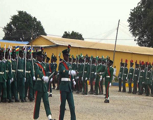 NMS Passing Out Parade 2020
